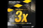 100 Deadliest Days