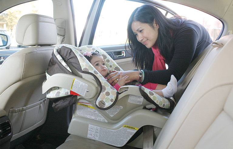 Researchers To Parents Rear Facing Car Seats Protect Kids In Rear Impact Collisions 2018 05 16 Safety Health Magazine