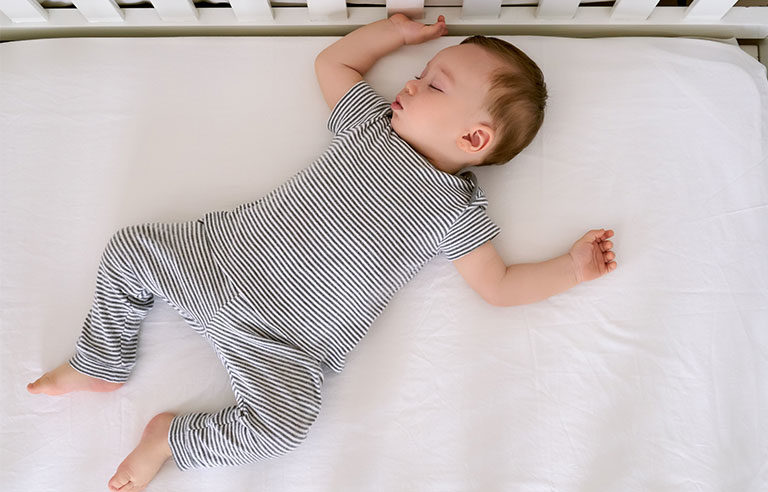 CDC to parents: Safe sleep practices can reduce infant