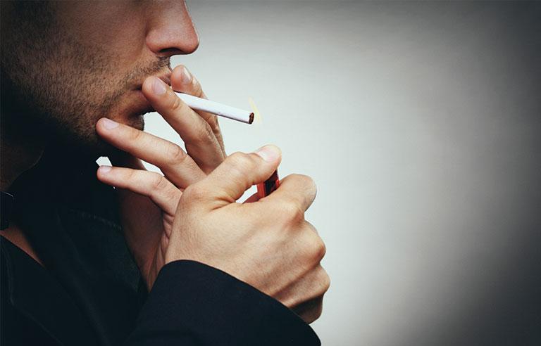 Low Intensity Smoking Still Poses Health Risks Study
