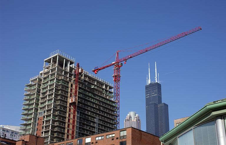 Chicago construction