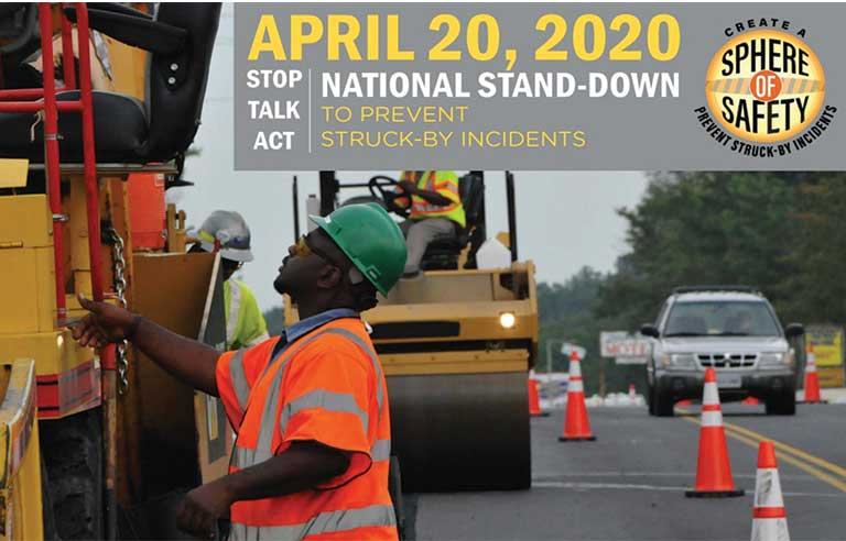 Natl stand down 2020
