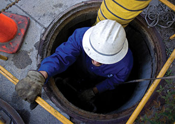 confined-manhole