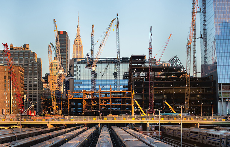 Construction Worker Deaths On The Rise Throughout New York