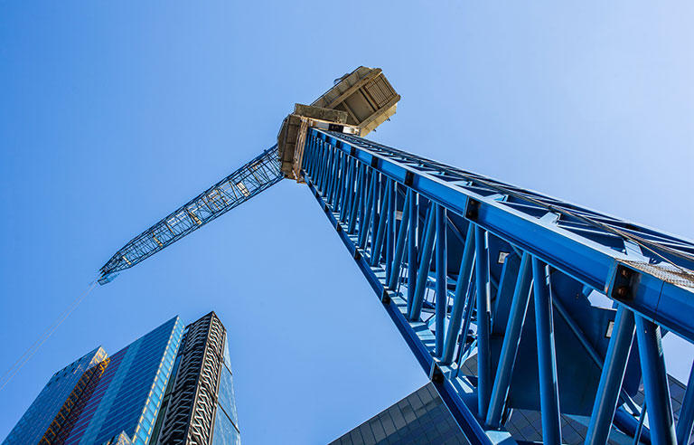 Crane operator certification requirements: OSHA proposes one
