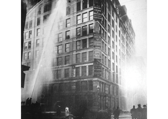 Memorial To Honor Triangle Shirtwaist Fire Victims 2016