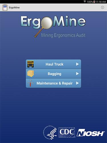 Ergo for miners: NIOSH releases assessment app   2016-06 ...