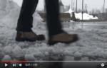How to choose slip-resistant footwear