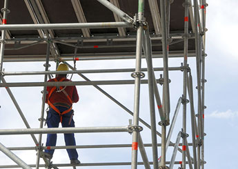 Provide Fall Protection For All Employees At Height