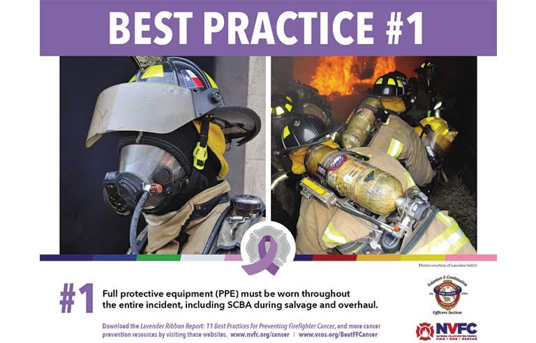Best practice firefighters