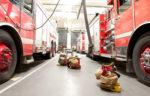 firefighter station