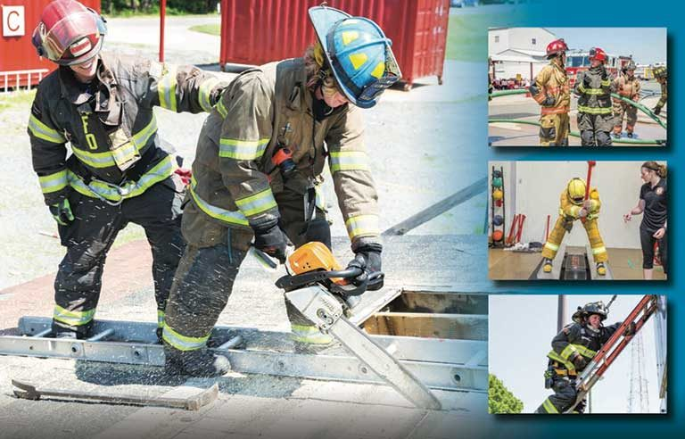 Emerging Health and Safety Issues Among Women in the Fire Service