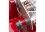 food slicer; meat grinder