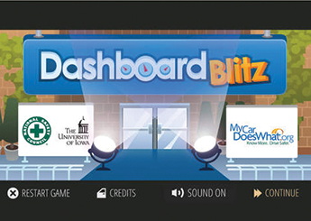 Dashboard blitz