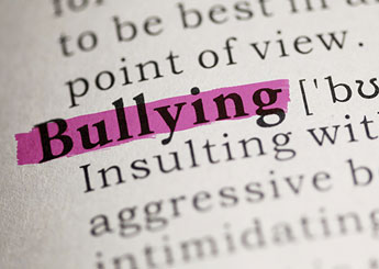 Bullying magazine articles