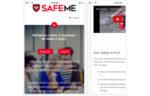 SafeMe app