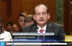 Alexander Acosta testifies