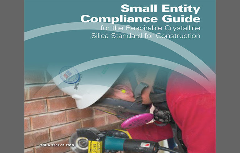 Guide on silica rule compliance