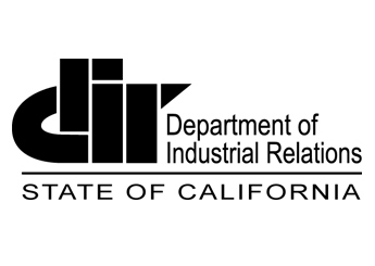 Dept. of Industrial Relations logo