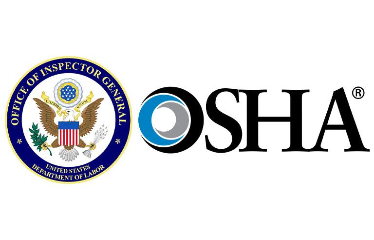 OIG/OSHA logos -- jan72014