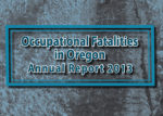 occupational fatalities oregon