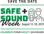 Save the date: Safe + Sound Week