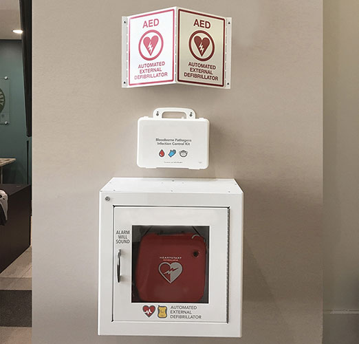 NSC AED