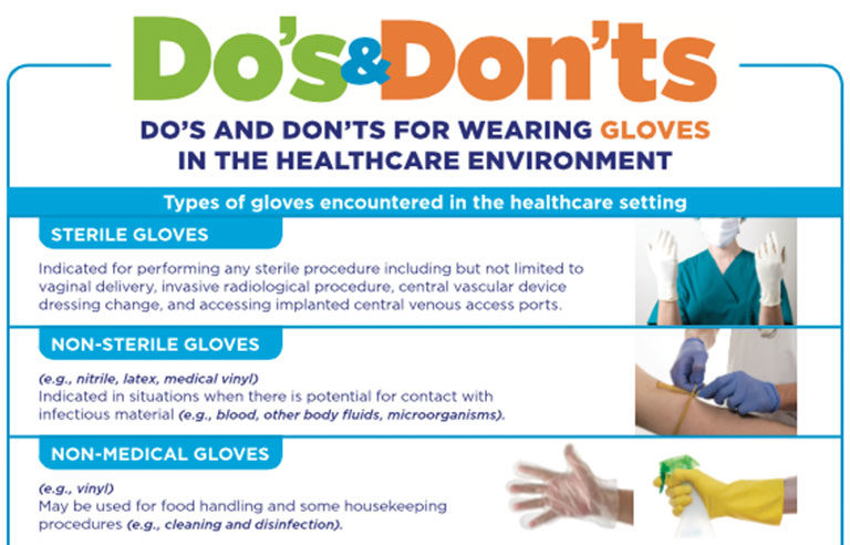 Health Care Worker Group Releases Flier On The Dos And