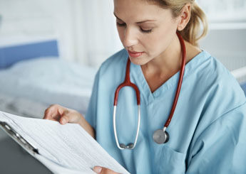 nurse-writing-chart