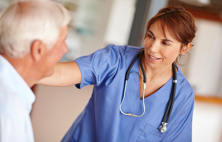 the caring nurse Nurse practitioners are advanced practice registered nurses who provide care to patients throughout the lifespan, from premature newborns to the elderly.