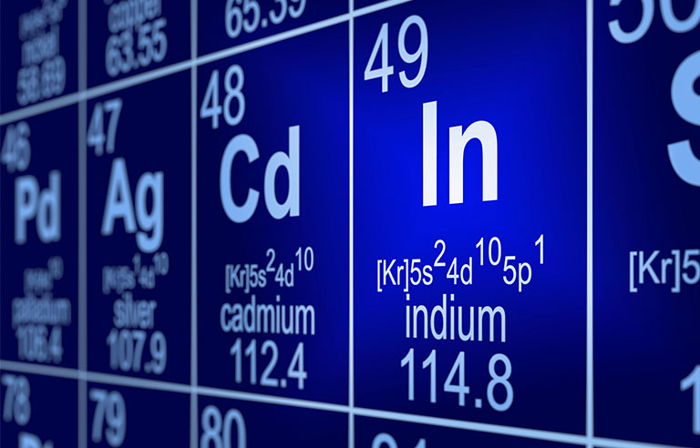 Exposure To Indium Tin Oxide May Pose Risk To