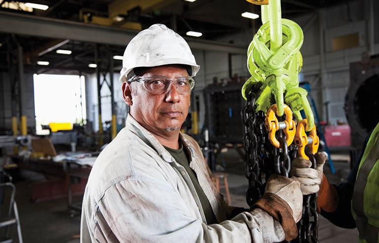 chain worker