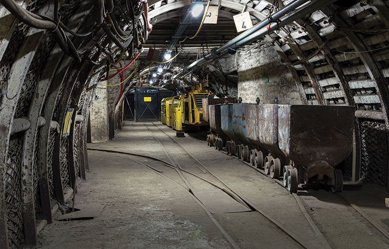 articles relating to mines safety