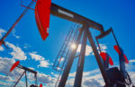 Pumpjack oil well