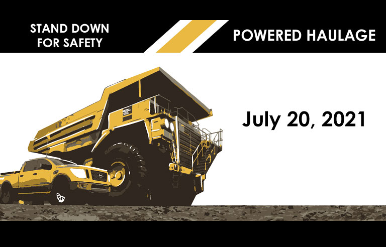 Stand down for Safety Day
