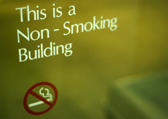 non smoking sign