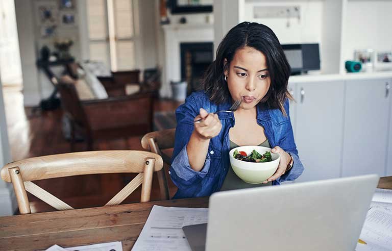 Why do office workers skip lunch breaks? Study explores   2020-09-01    Safety+Health Magazine
