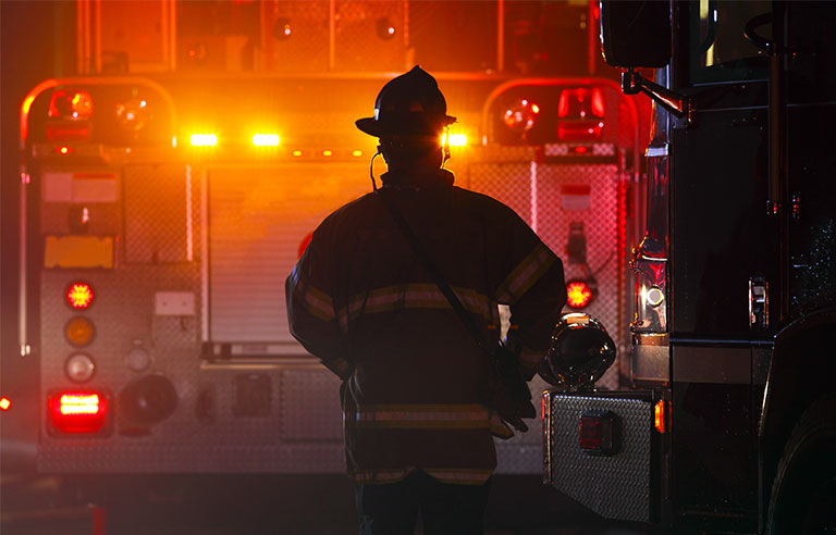 Niosh Firefighters At Higher Risk For Several Types Of