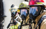 3 firefighters