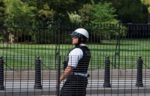 policeman Washington DC