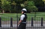 policeman Washington DC