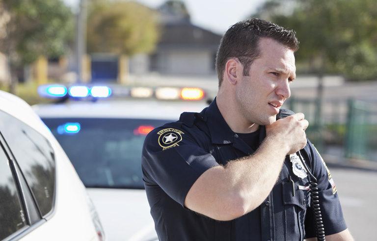 Police officer 1