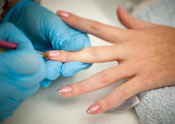 nail salon - small