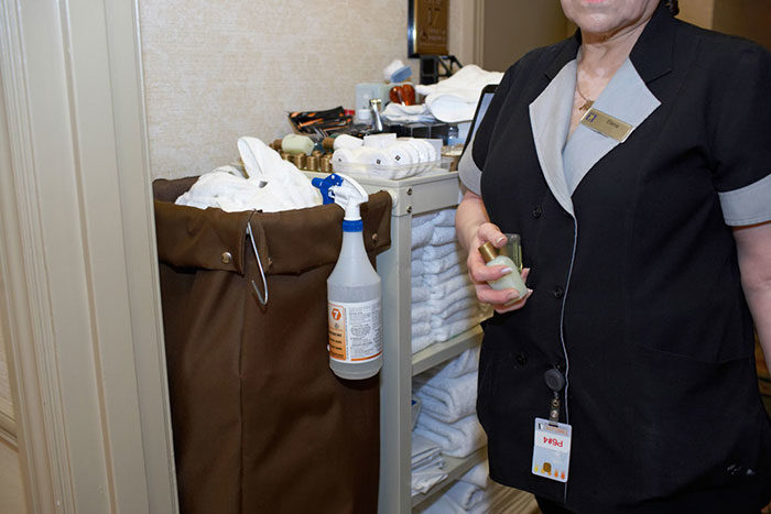 Safety Videos Aimed At Hotel Housekeeping Staff 2015 07