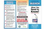 Bleach brochure