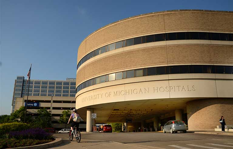 Umichigan hospital