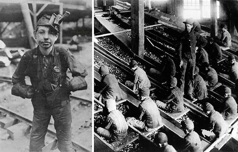 boy miner