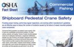 OSHA fact sheet commercial fishing