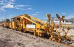 ballast tamper machine