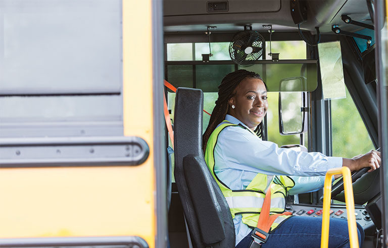 bus driver drivers needed buses safety transportation